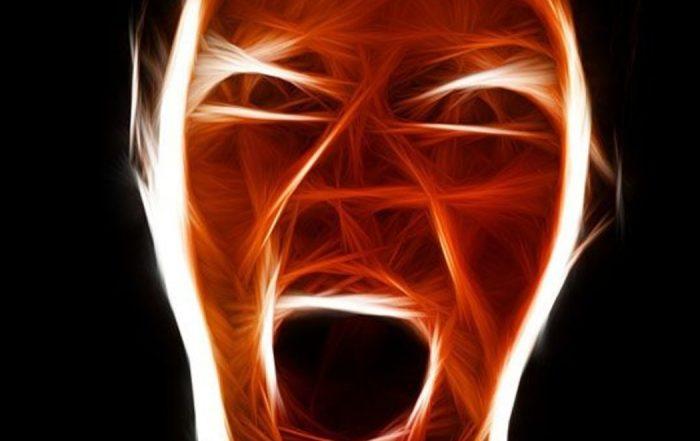El control de la ira y la rabia